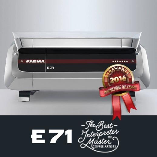 E71 vince Barawards 2016